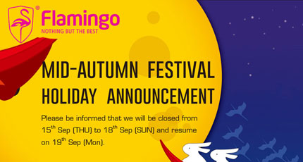 Mid-Autumn Festival Holiday Announcement
